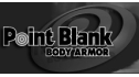 logo de Point Blank Body Armor