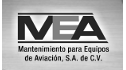 logo de Mantenimiento para Equipos de Aviacion