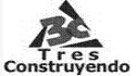 logo de Tres Construyendo