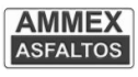 Logotipo de Asfaltos Modificados de Mexico
