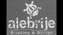 logo de Alebrije Printing & Design
