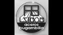 Logotipo de Aceros Bugambilia