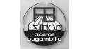 logo de Aceros Bugambilia