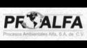 logo de Procesos Ambientales Alfa
