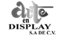 Logotipo de Arte en Display