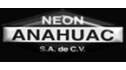 logo de Neon Anahuac