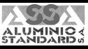 logo de Aluminio Standard