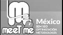 Logotipo de MEET-ME de Mexico