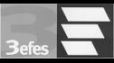 logo de Estampaciones 3 Efes