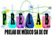 logo de PRELAB de Mexico