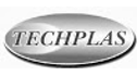 logo de TECHPLAS MACHINERY CO.