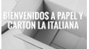 logo de Papel y Carton la Italiana