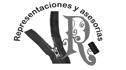 logo de VR Representaciones y Asesorias