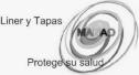 logo de Liner y Tapas MANAO